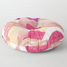Candyland Vista Floor Pillow
