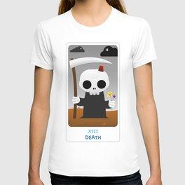The Chibi Tarot - XIII Death T-shirt
