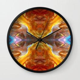 Glory's plans Wall Clock