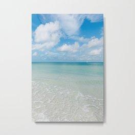 Florida Ocean View VII Metal Print