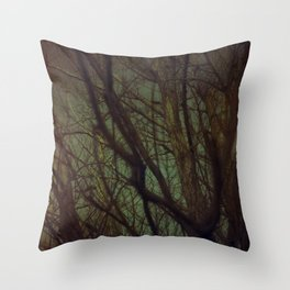 sensor Throw Pillow