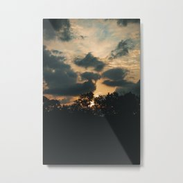 Another Texas Sunset, Y'all. Metal Print