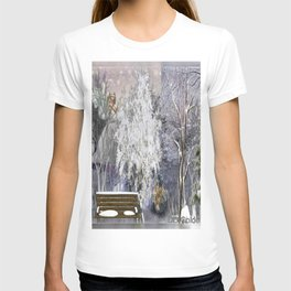 The Magic Of A Winter Day T-shirt