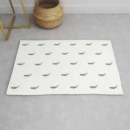 WHALES Rug