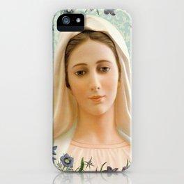 Medjugorje Celeste iPhone Case