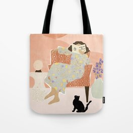 Are we compatible? Tote Bag