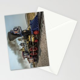 Central Pacific Railroad Jupiter at Golden Spike National Historic Site Utah Transcontinental Stationery Cards