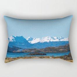 Visit Patagonia Rectangular Pillow