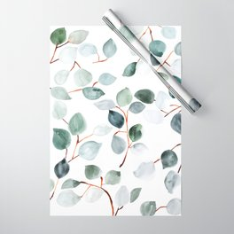Eucalyptus Wrapping Paper