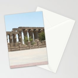 Temple of Luxor, no. 25 Stationery Cards