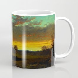 Twilight in the Wilderness landscape painting Coffee Mug
