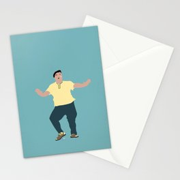 Kidnapping Caucasian Style Stationery Cards
