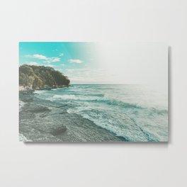 Surf paradise Metal Print