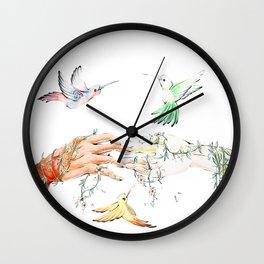 I Got You Wall Clock