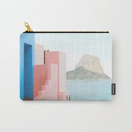 Muralla Roja 3 Carry-All Pouch
