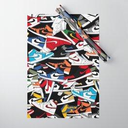 Jordan 1 Pattern Wrapping Paper