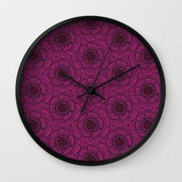 larson no. 02 Wall Clock
