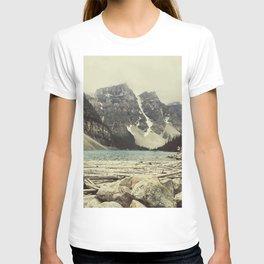 Moraine Lake Adventure T-shirt