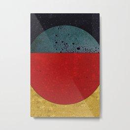 Abstract #131 Metal Print