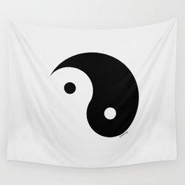 Yin & Yang Wall Tapestry
