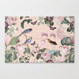 HAA-0278A Hummingbird Summer Canvas Print