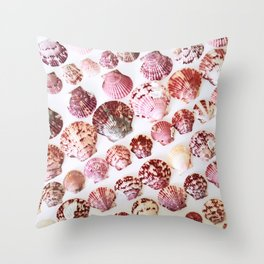Calico Heaven Throw Pillow
