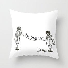 Booty Call Throw Pillow