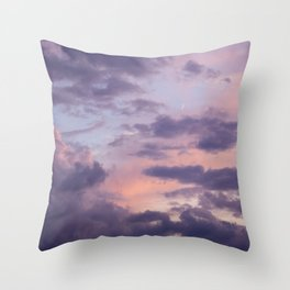 A Night in Toronto. Throw Pillow