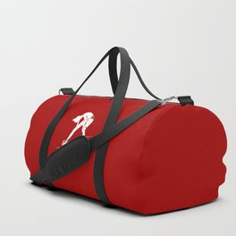 Running from Zombies Duffle Bag