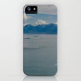 Alaska Glacier III iPhone Case