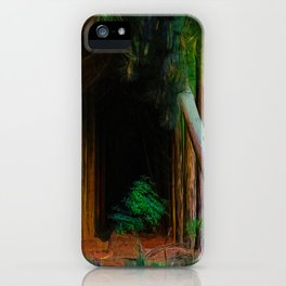 Timber!! iPhone Case