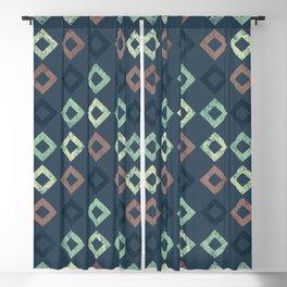 Lovely Geometric Pattern Blackout Curtain