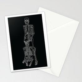 Skeleton Sex #3 Stationery Cards