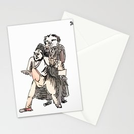 Los Caprichos ~ 76 ~ Look Out Stationery Cards