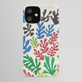 Leaf Cutouts by Henri Matisse (1953) iPhone Case