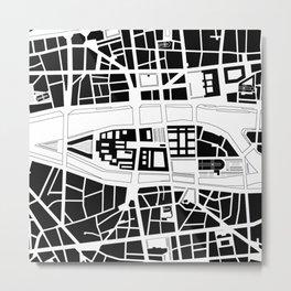 Île de la Cité. Paris Metal Print