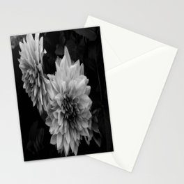 Darkness Blooming Stationery Cards