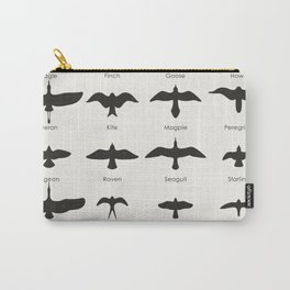 Field Guide for Birding Carry-All Pouch