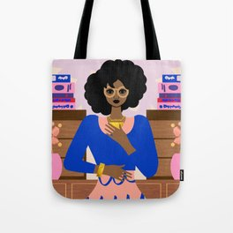 Capricorn Room Tote Bag