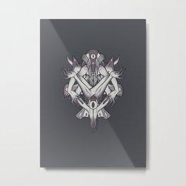 Elder Sign - Libra Metal Print