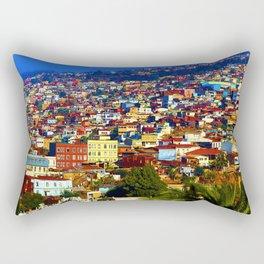 My Valparaiso Rectangular Pillow