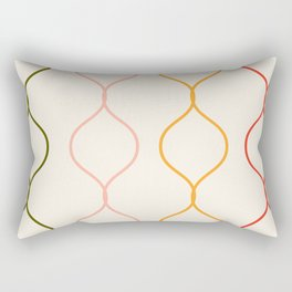 Our Temps Rectangular Pillow