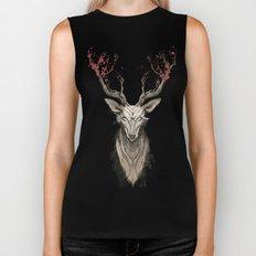Deer tree Biker Tank