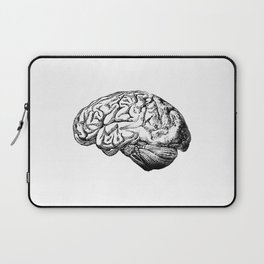 Brain Anatomy Laptop Sleeve