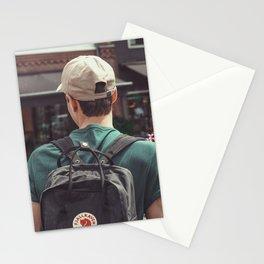 lost boy Stationery Cards