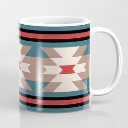 Southwestern Pattern 124 Coffee Mug