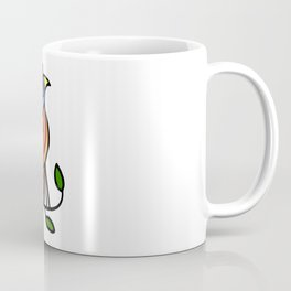 Bird on a Twig Coffee Mug