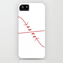 Love has no limits Hopeless Romantic Or Lover Gift iPhone Case