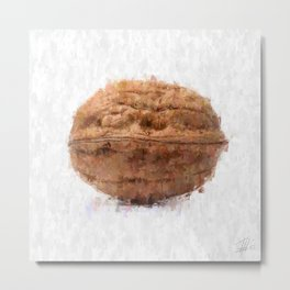 Big Walnut Metal Print