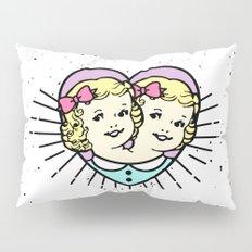 Cute But Psycho Pillow Sham